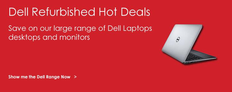 Dell Refurbished Hot Deals